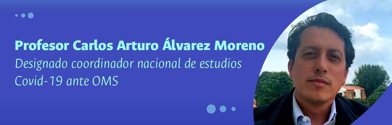 La vacunación en Colombia es un proceso irreversible, dados médico Carlos  Álvarez • – Notieje.com